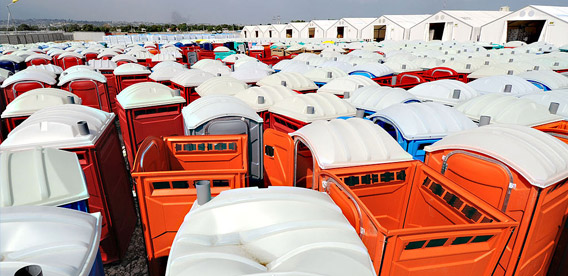 Champion Portable Toilets in Pecos, TX